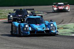 #4 Cool Racing by GPC, Ligier JS P3 - Nissan: Iradj Alexander, Gino Forgione