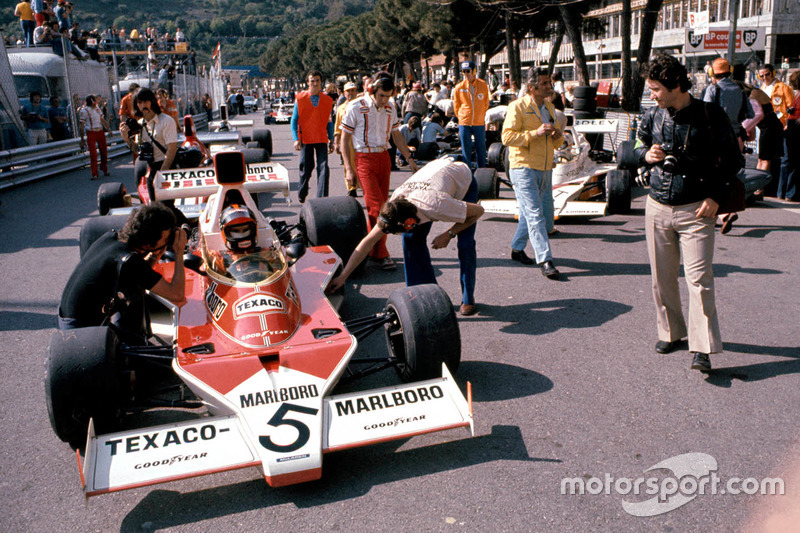 Emerson Fittipaldi, 1974
