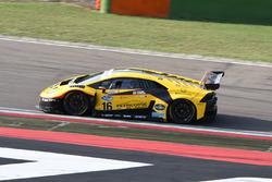 Lamborghini Huracan-S.GTCup #16 Petri Corse Motorsport: Baruch - Palma
