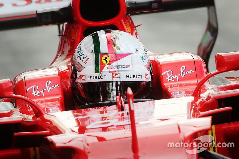 Italya - Sebastian Vettel
