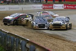 Kevin Eriksson, MJP Racing Team Austria, Ford Fiesta ST, Reinis Nitiss, EKS, Audi S1 EKS RX Quattro,