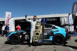 Pole position for Frédéric Vervisch, Comtoyou Racing, Audi RS3 LMS