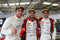 Pole position de #88 Akka ASP, Mercedes-AMG GT3: Felix Serralles, Daniel Juncadella, Tristan Vautier