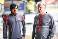 Arjun Maini, Haas F1 Gelişim pilotu, Gene Haas, Haas