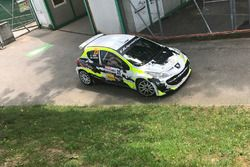 Mauro Rusconi, Fabio Maggi, Peugeot 207 S2000, Easy-Races