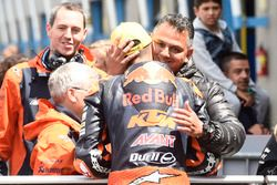 Bo Bendsneyder, Red Bull KTM Ajo, father