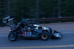 #18 Ford: Clint Vahsholtz