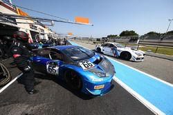#66 Attempto Racing Lamborghini Huracan GT3: Bertrand Baguette, Giovanni Venturini, Marco Mapelli