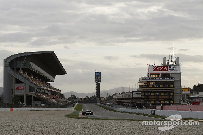 GP de España, Circuito de Barcelona Cataluña