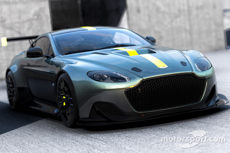 Aston Martin Rapide AMR Pro