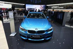 BMW Seri 4 Coupe