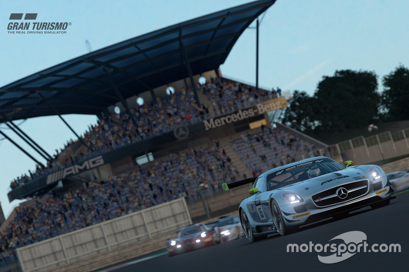 Captura del gameplay Gran Turismo Sport