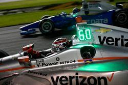 Will Power, Team Penske Chevrolet, Boxenstopp