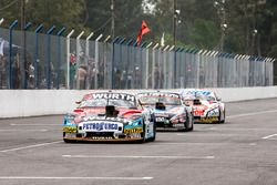 Juan Martin Trucco, JMT Motorsport Dodge, Christian Ledesma, Las Toscas Racing Chevrolet, Guillermo