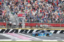 Martin Truex Jr., Furniture Row Racing Toyota takes the win