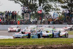 Juan Martin Trucco, JMT Motorsport Dodge, Nicolas Gonzalez, A&P Competicion Torino, Prospero Bonelli