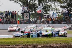 Juan Martin Trucco, JMT Motorsport Dodge, Nicolas Gonzalez, A&P Competicion Torino, Prospero Bonelli, Bonelli Competicion Ford