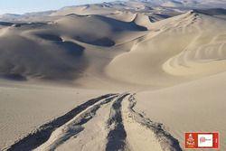 Verkenning Dakar 2018 in Peru
