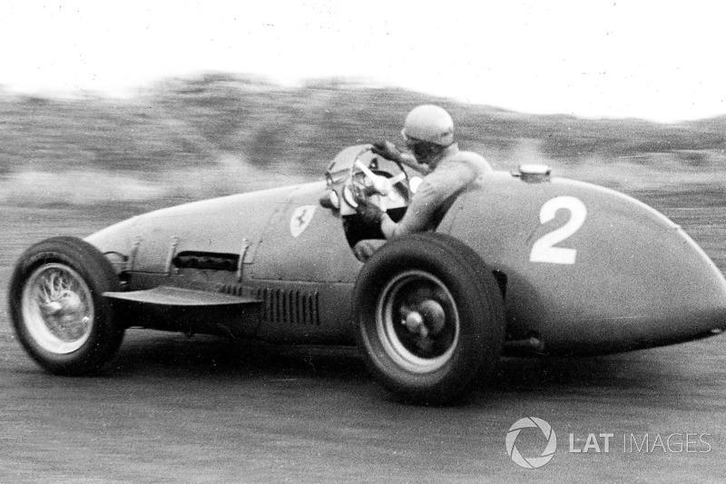 1952〜1953年:フェラーリ500