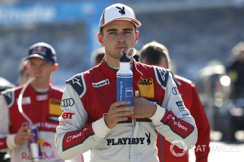 Audi Sport Team WRT - Audi R8 LMS: Nico Muller