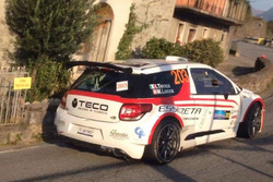 Ivan Tenca, Moira Lucca, Citroën DS3 WRC, MetiorSport.it