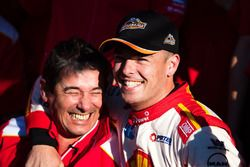 Ludo Lacroix, Team Penske Ford, Scott McLaughlin, Team Penske Ford