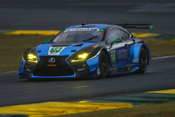 #14 3GT Racing Lexus RCF GT3: Сейдж Карам, Роберт Алон, Ян Джеймс