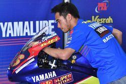 AP250: Imanuel Pratna, Yamaha TJM