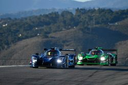 #90 Visit Florida Racing Ligier LMP2: Marc Goossens, Renger van der Zande, #2 Tequila Patrón ESM Nissan DPi: Scott Sharp, Ryan Dalziel