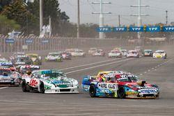 Juan Martin Trucco, JMT Motorsport Dodge, Carlos Okulovich, Maquin Parts Racing Torino