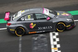 Dave Newsham, BTC Racing Chevrolet Cruze