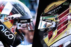 Le duel Rosberg Hamilton