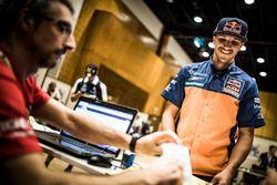 Сэм Сандерленд, Red Bull KTM Factory Racing