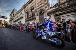 #43 Yamaha Official Rally Team: Rodney Faggotter