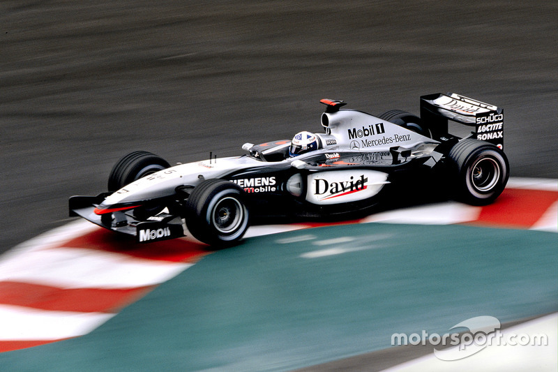 david coulthard, team mclaren mercedes mp4-17d bei gp frankreich