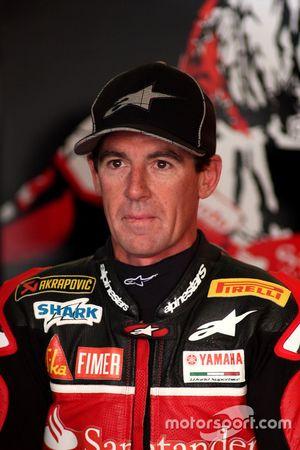 Troy Corser, Yamaha