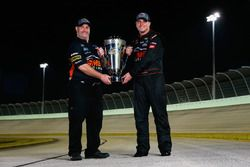 Champion Johnny Sauter, GMS Racing Chevrolet
