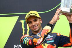 Podium: tercero, Miguel Oliveira, Red Bull KTM Ajo