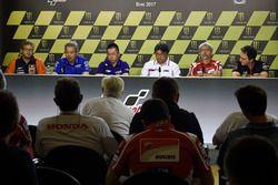 Sebastian Risse, Red Bull KTM Factory Racing, Shinichi Sahara, Team Suzuki MotoGP, Kouji Tsuya, Yama