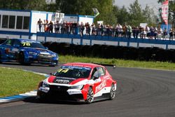 Klim Gavrilov, SEAT Leon TCR, Lukoil Racing