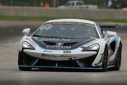 #68 McLaren GT4: Kenny Wilden, Rod Randall