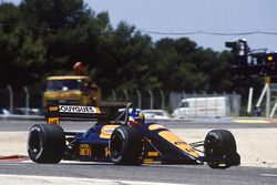 Philippe Streiff, AGS JH23-Ford
