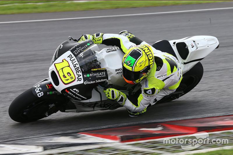 Альваро Баутіста, Aspar MotoGP Team