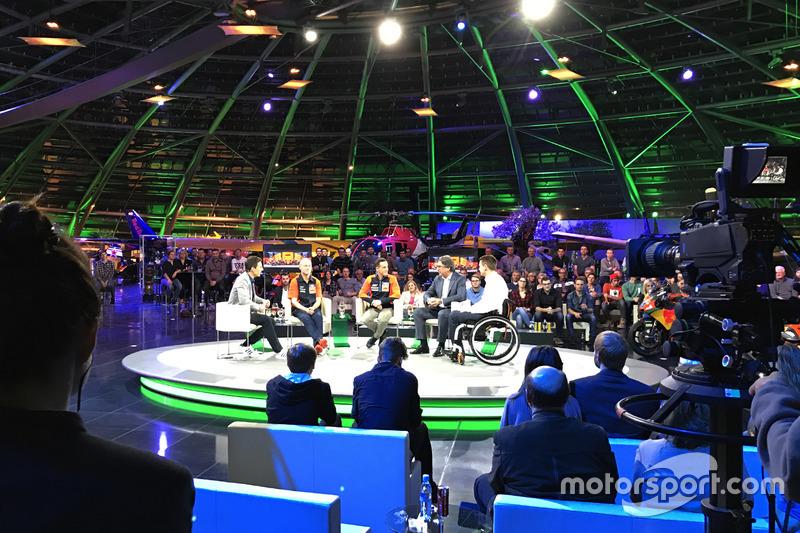 Pol Espargaro, Bradley Smith, Red Bull KTM Factory Racing à la télévision autrichienne