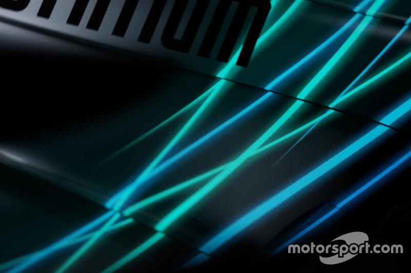 Détails de la Mercedes AMG F1 W08 Hybrid