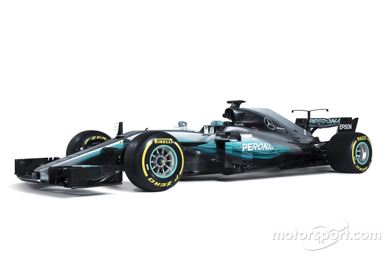 Mercedes AMG F1 W08