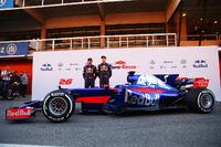 Carlos Sainz Jr., Scuderia Toro Rosso, Daniil Kvyat, Scuderia Toro Rosso