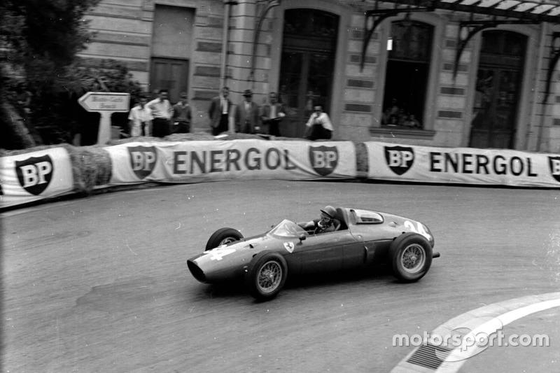 1960年:フェラーリ246P