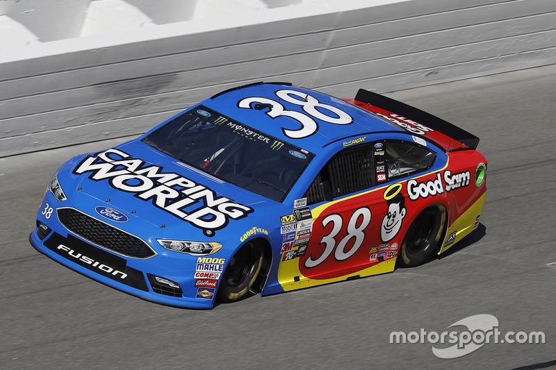 25. David Ragan, Front Row Motorsports, Ford