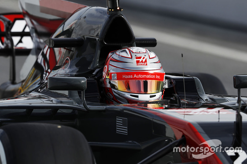 Кеvin Magnussen, Haas F1